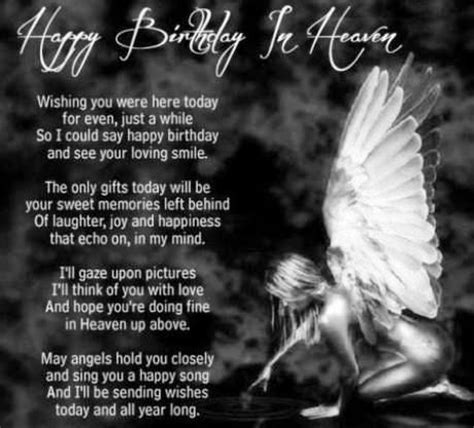 Happy Birthday And Rest In Peace Quotes 25 Best Ideas About Birthday In Heaven On Pinterest
