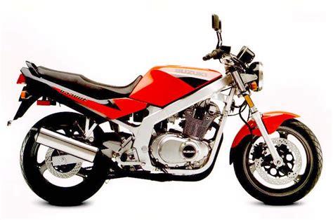 93 Suzuki Gs500 Suzuki Models 1994 Page 1