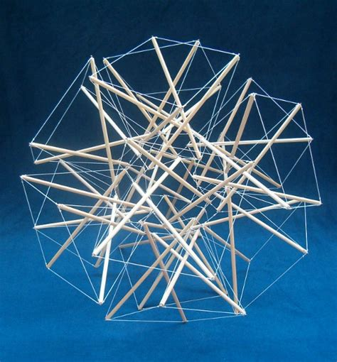 Tensegrity L by Tensegrity Structures