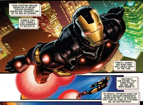 Novel Believe iron believe graphic novel review scifinow the
