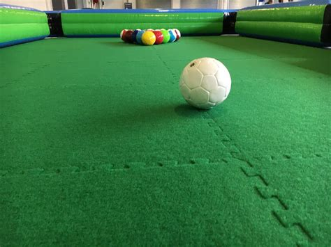 soccer pool table near me xtreme vortex laser tag mobile climbing inflatable hire