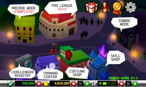 Download Game Android Yg Sudah Mod | punch hero unlimited gold cash android game moded