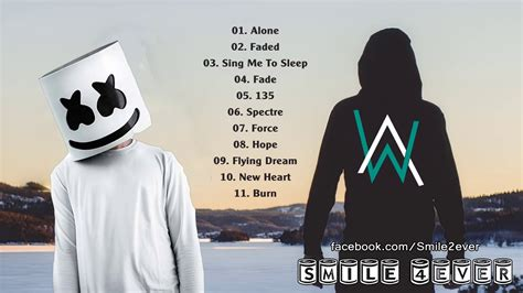 marshmello vs alan walker marshmello vs alan walker alone vs faded who is better