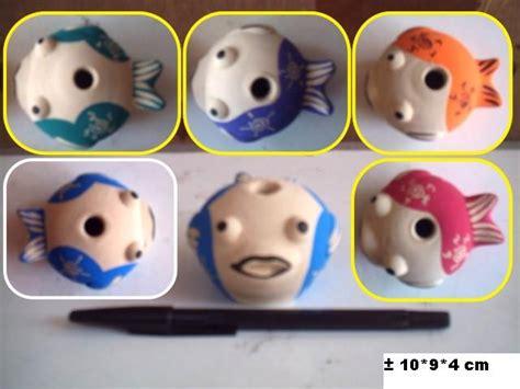 Kotak Pensil Ikan souvenir tempat pensil ikan k5 souvenir pernikahan