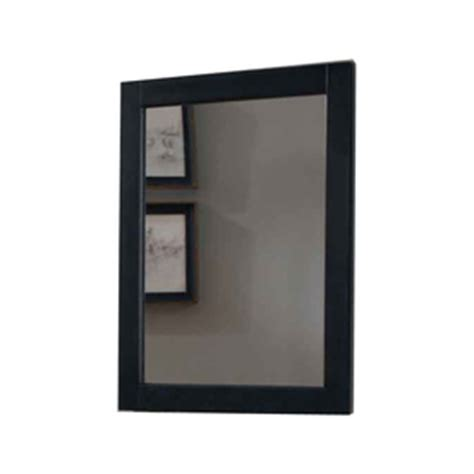 shop allen roth 24 in h x 20 in w bathroom mirror at