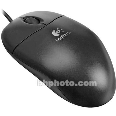 Mouse Logitech Usb logitech optical mouse usb black 931369 0403 b h photo