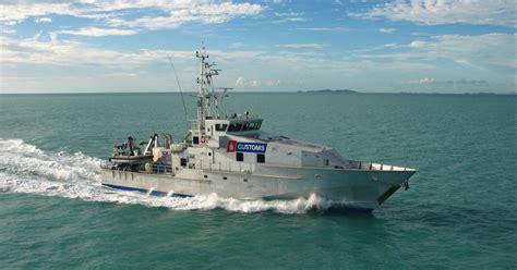australian border force boats australian customs quot bay class quot 38m austal corporate