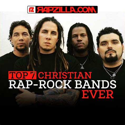 best rock bands top 7 christian rap rock bands rapzilla