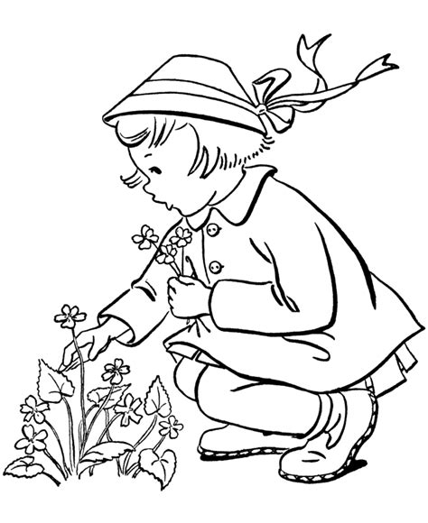 coloring pages to print spring spring coloring pages best coloring pages for kids