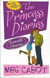 Book Review Princess Diaries Seventh Heaven By Meg Cabot by Seventh Heaven The Princess Diaries 7 By Meg Cabot