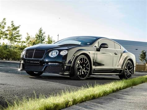 bentley onyx gtx onyx concept bentley continental gtx car tuning