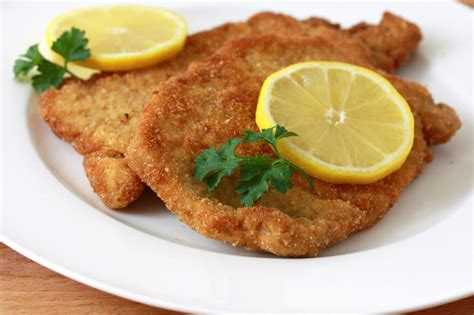 comfort in german schnitzel my favorite german comfort food