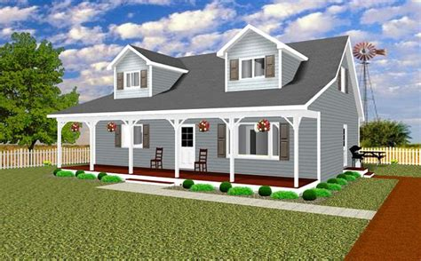 cape cod front porch capecod 3 bedroom open floor plan master on ground