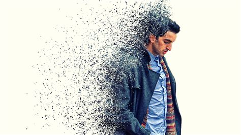 tutorial photoshop dispersion particle dispersion photo effects baponcreationz
