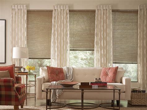 Curtains With Blinds Decorating Blinds Curtains Feshwari