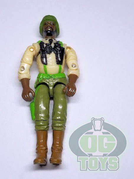 1993 Vintage Gi Joe Battle Corps Colonel Courage Figure Colonel Courage 1993 Arah Vintage Figure Gi Joe