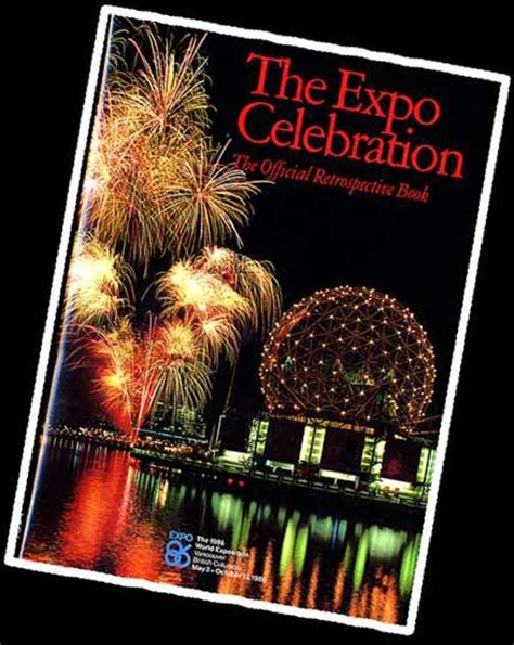 in celebration of books expo 86 the expo celebration book