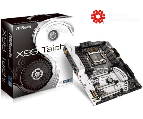 Asrock X99 Taichi Lga 2011 V3 asrock x99 taichi lga 2011 v3 t 226 n doanh