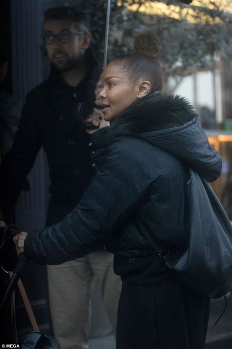Janet Jackson Really Let Herself Go by Janet Jackson Displays Signature Duty Style