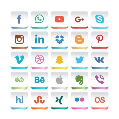 imagenes de simbolos sociales s 237 mbolos de redes sociales descargar vectores gratis