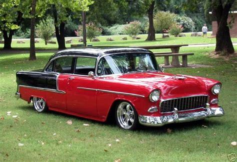 55 Chevy 4 Door by 55 Chevy 4 Door Wheels N Engines
