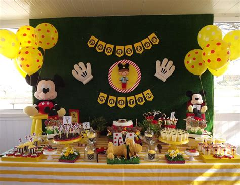 Backyard Party Menu Ideas Mickey Mouse Birthday Quot Mickey Mouse Party Quot Catch My Party