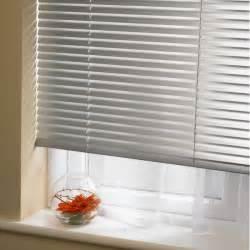 silver blinds wilko venetian blind aluminium silver effect 110cm at