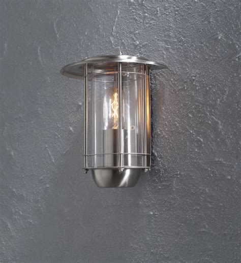 stainless steel external wall lights lighting and
