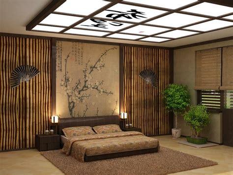 japanisches schlafzimmer 34 bambus deko ideen die f 252 r eine organische 196 sthetik sorgen