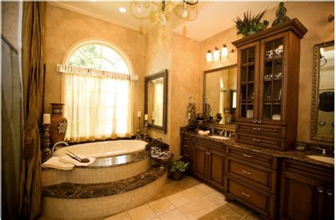 Luxury Home Office Design - elegant bathroom