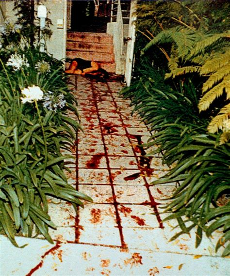 nicole brown simpson murder scene revisiting the o j simpson murders true crime magazine