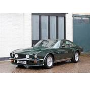 1989 Aston Martin V8 Vantage X Pack Coupe  Previously