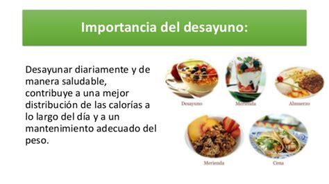 la importancia de desayunar la gran bodega importancia de un desayuno y meriendas saludables