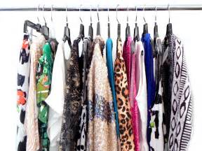 closet clothing the average woman has more than 500 of unworn clothing in