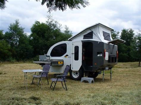 New VISTA RV CAMPERS CROSSOVER Camper Trailers for sale