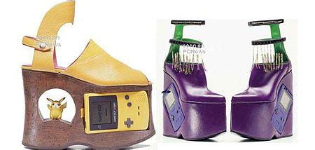 Gameboy Footwear by For The Of Shoes The Ugliest Shoes