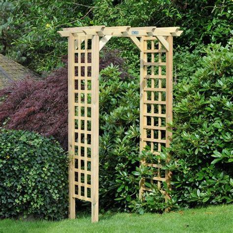 Wooden Trellis M M Coppice Wooden Trellis Garden Arch Gardener