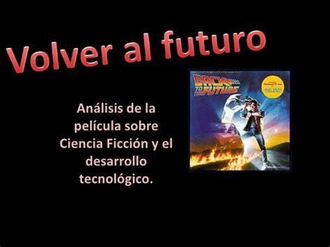 mensajes subliminales volver al futuro volver al futuro