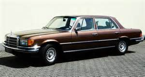 Mercedes W116 In The Of Luxury The Mercedes S Class W116 Classic