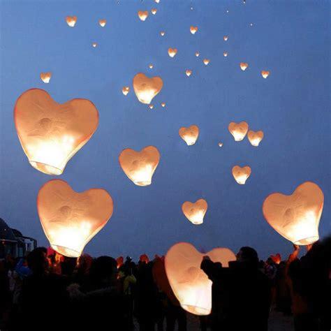 Wedding Wishes Lanterns by 25 Best Ideas About Sky Lanterns On Maci