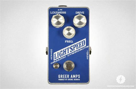 Overdrive Light by Overdrive Pedals A Roundtable Discussion Distortion