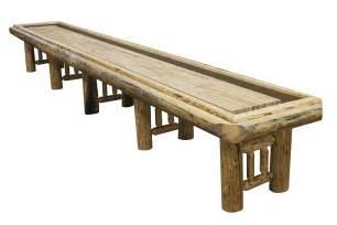 20 foot montana shuffleboard table mcclure tables