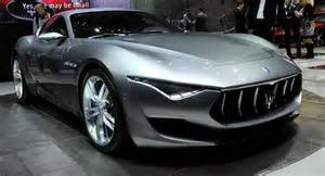 Maserati Sports Cars Maserati Alfieri Coming To Wow Sports Car
