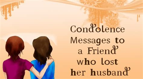 words of comfort after death of husband letter of condolence on death of husband sle templates