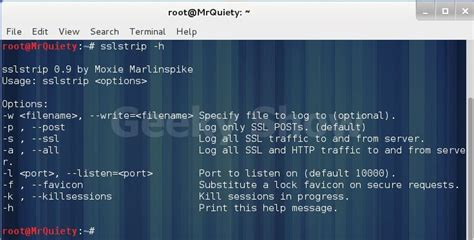 kali linux sslstrip tutorial how to use sslstrip in kali linux hack the knox