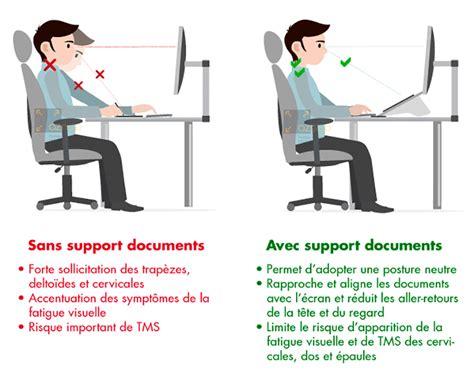 support document bureau support de documents quels b 233 n 233 fices sur ma posture