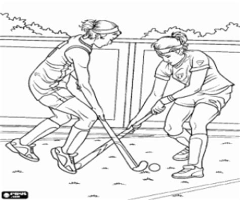 coloring pages field hockey other ball sports coloring pages printable games