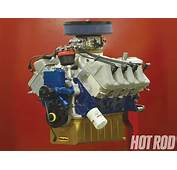 Ford Boss 429 Engine Buildup  Hot Rod Network