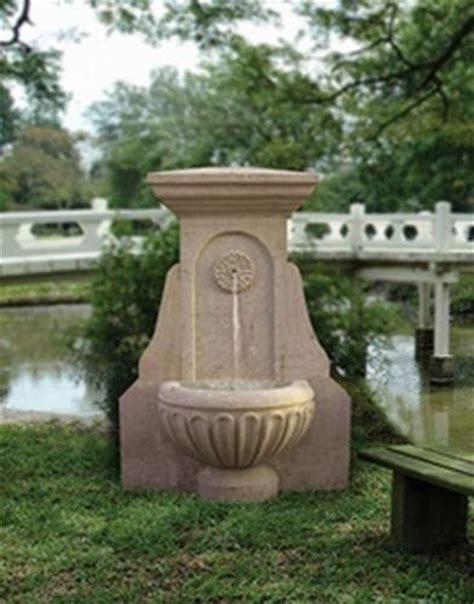 fontane a muro da giardino fontane a muro fontane
