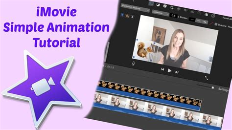 Imovie Animation Tutorial | simple animation in imovie tutorial with keyframing